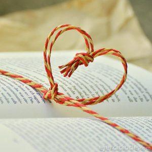 Literatura que esta hecha con el corazón