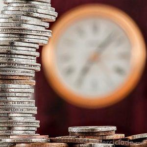 Relación de tiempo y dinero