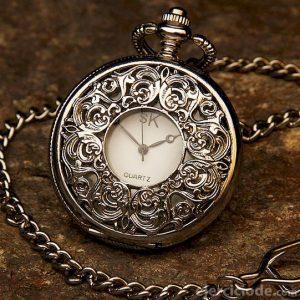 Reloj mecánico de bolsillo