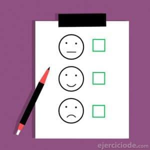Encuesta con 3 opciones