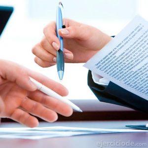 Frima de documentos legales