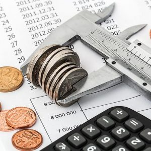 Medición de los recursos financieros