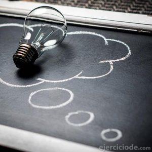 Representación de idea efectiva